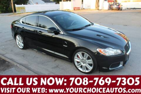 2011 Jaguar XF for sale at Your Choice Autos in Posen IL