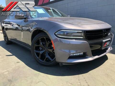2016 Dodge Charger for sale at Auto Republic Fullerton in Fullerton CA