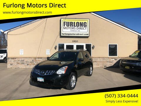 2012 Nissan Rogue for sale at Furlong Motors Direct in Faribault MN