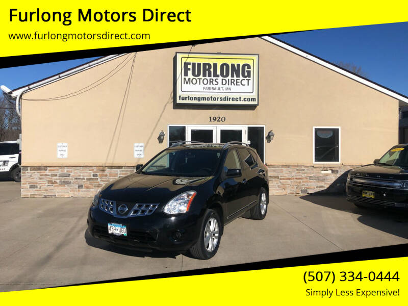 2012 Nissan Rogue for sale at Furlong Motors Direct in Faribault MN