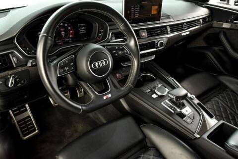 2018 Audi S5 Sportback for sale at CU Carfinders in Norcross GA