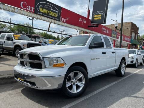 2011 RAM Ram Pickup 1500 for sale at Manny Trucks in Chicago IL