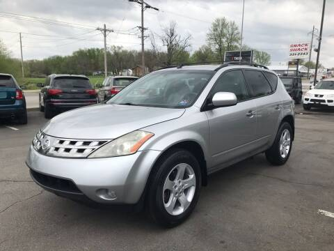 2005 Nissan Murano for sale at Auto Choice in Belton MO