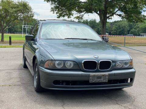 2003 BMW 5 Series for sale at Choice Motor Car in Plainville CT
