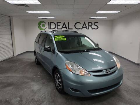 2008 Toyota Sienna for sale at Ideal Cars Apache Junction in Apache Junction AZ