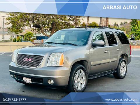 2007 GMC Yukon for sale at Abbasi Auto in San Diego CA