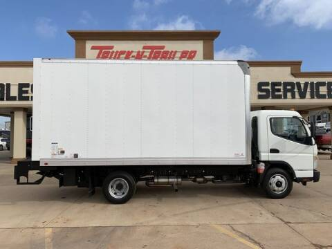 2020 Mitsubishi Fuso FEC7TS for sale at TRUCK N TRAILER in Oklahoma City OK