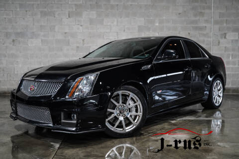 2009 Cadillac CTS-V for sale at J-Rus Inc. in Macomb MI