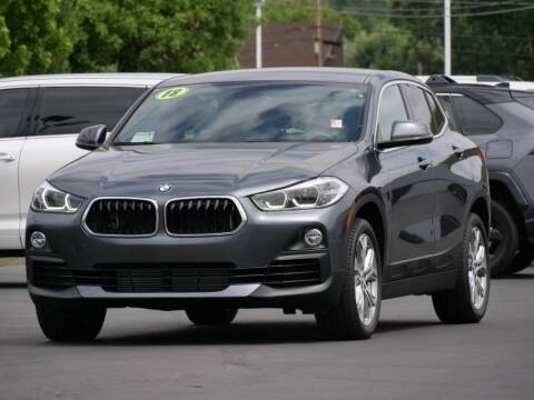 2018 BMW X2 for sale at CLINT NEWELL USED CARS in Roseburg OR