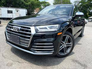 2018 Audi SQ5 for sale at Rockland Automall - Rockland Motors in West Nyack NY