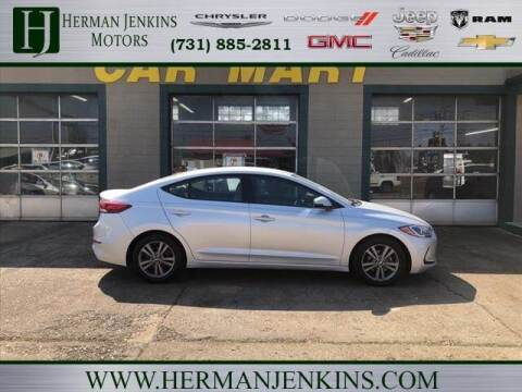 2018 Hyundai Elantra for sale at Herman Jenkins Used Cars in Union City TN
