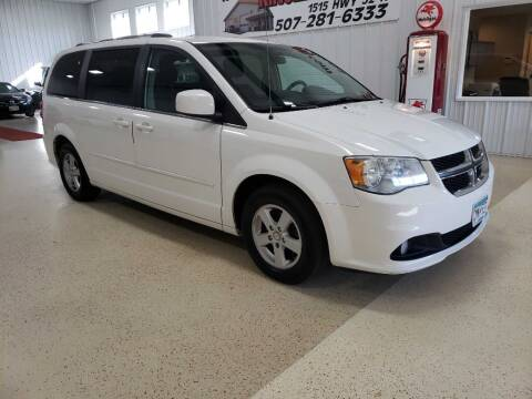 2011 Dodge Grand Caravan for sale at Kinsellas Auto Sales in Rochester MN