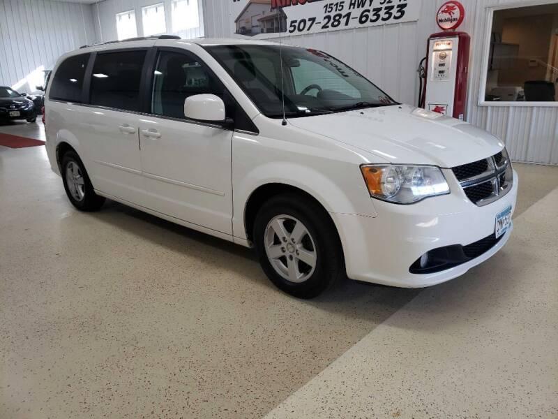 2011 Dodge Grand Caravan for sale at Kinsellas Auto Sales in Rochester MN