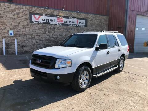 2012 Ford Expedition for sale at Vogel Sales Inc in Commerce City CO