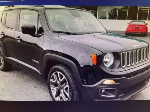 2017 Jeep Renegade for sale at PHIL SMITH AUTOMOTIVE GROUP - SOUTHERN PINES GM in Southern Pines NC