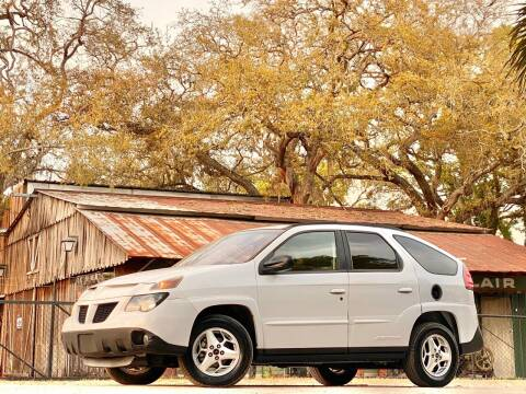 2004 Pontiac Aztek for sale at OVE Car Trader Corp in Tampa FL