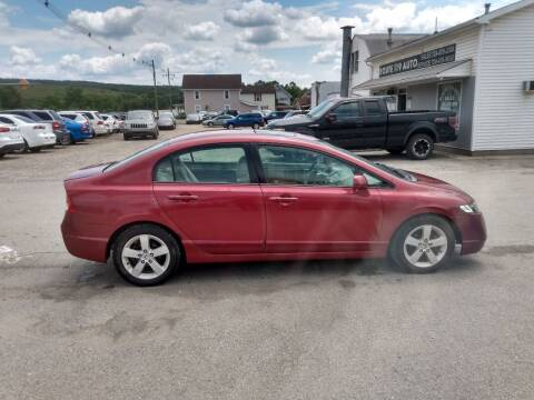 2007 Honda Civic for sale at ROUTE 119 AUTO SALES & SVC in Homer City PA
