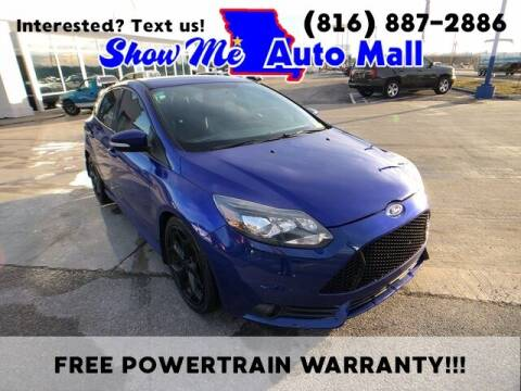 2014 Ford Focus for sale at Show Me Auto Mall in Harrisonville MO