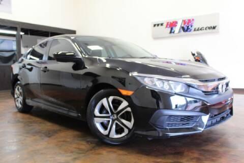 2016 Honda Civic for sale at Driveline LLC in Jacksonville FL