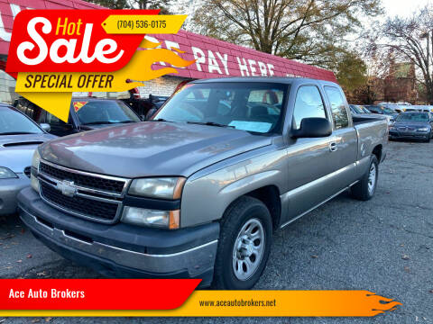 2007 Chevrolet Silverado 1500 Classic for sale at Ace Auto Brokers in Charlotte NC