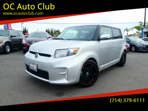 2014 Scion xB for sale at OC Auto Club in Midway City CA
