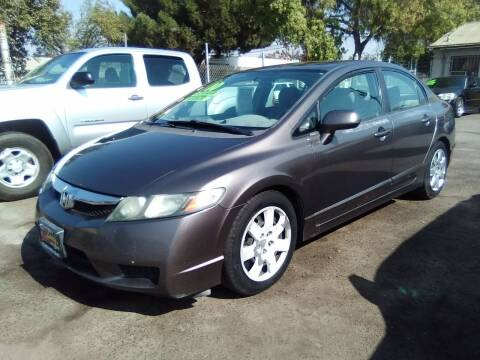 2010 Honda Civic for sale at Larry's Auto Sales Inc. in Fresno CA