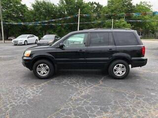 2004 Honda Pilot for sale at Howard Johnson's  Auto Mart, Inc. in Hot Springs AR