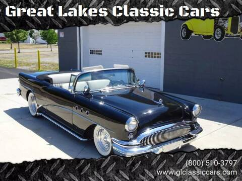 1955 Buick Special for sale at Great Lakes Classic Cars & Detail Shop in Hilton NY