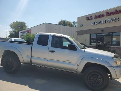 2006 Toyota Tacoma for sale at US Auto Brokers LLC in Kansas City MO