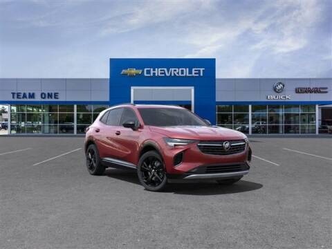 2022 Buick Envision for sale at TEAM ONE CHEVROLET BUICK GMC in Charlotte MI