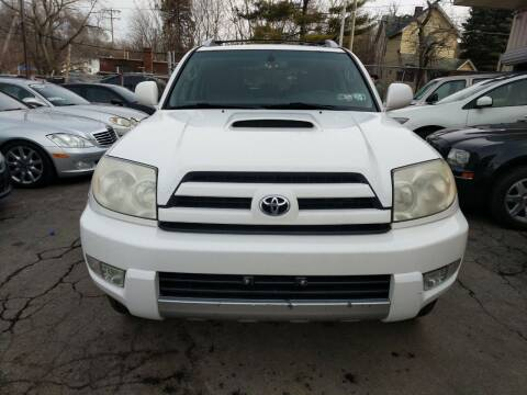2004 Toyota 4Runner for sale at Six Brothers Auto Sales in Youngstown OH
