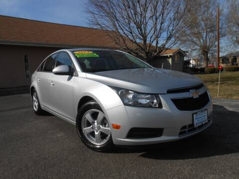2014 Chevrolet Cruze for sale at McKenna Motors in Union Gap WA
