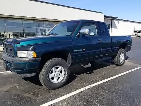 1997 Dodge Ram Pickup 1500 for sale at MIG Chrysler Dodge Jeep Ram in Bellefontaine OH