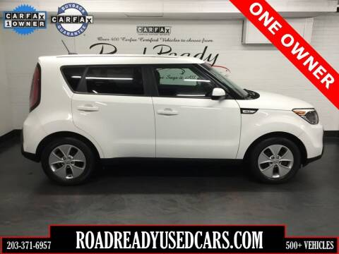 2016 Kia Soul for sale at Road Ready Used Cars in Ansonia CT