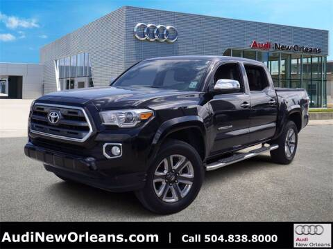 2017 Toyota Tacoma for sale at Metairie Preowned Superstore in Metairie LA