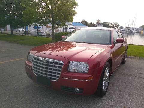 2007 Chrysler 300 for sale at Heartbeat Used Cars & Trucks in Clinton Twp MI