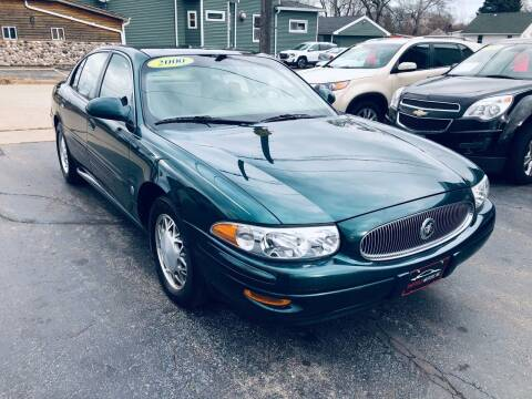 2000 Buick LeSabre for sale at SHEFFIELD MOTORS INC in Kenosha WI