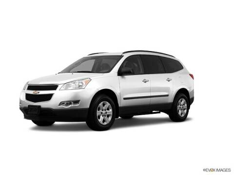 2012 Chevrolet Traverse for sale at CHAPARRAL USED CARS in Piney Flats TN