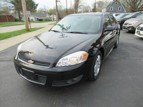 2011 Chevrolet Impala for sale at Lake County Auto Sales in Painesville OH