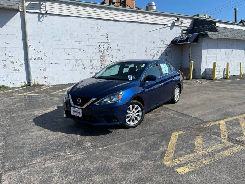 2019 Nissan Sentra for sale at Santa Motors Inc in Rochester NY