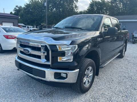 2016 Ford F-150 for sale at Davidson Auto Deals in Syracuse IN