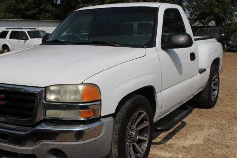 2003 GMC Sierra 1500 for sale at Abc Quality Used Cars in Canton TX