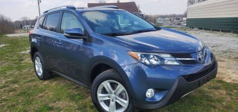 2014 Toyota RAV4 for sale at Sinclair Auto Inc. in Pendleton IN