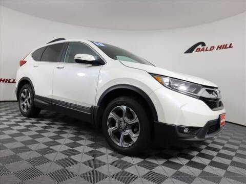 2018 Honda CR-V for sale at Bald Hill Kia in Warwick RI