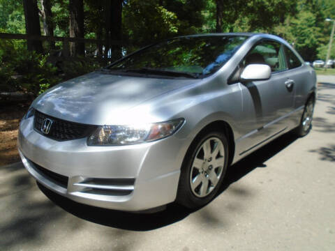 2010 Honda Civic for sale at City Imports Inc in Matthews NC