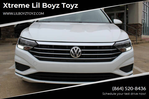 2019 Volkswagen Jetta for sale at Xtreme Lil Boyz Toyz in Greenville SC