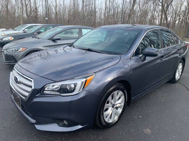 2017 Subaru Legacy for sale at Lighthouse Auto Sales in Holland MI