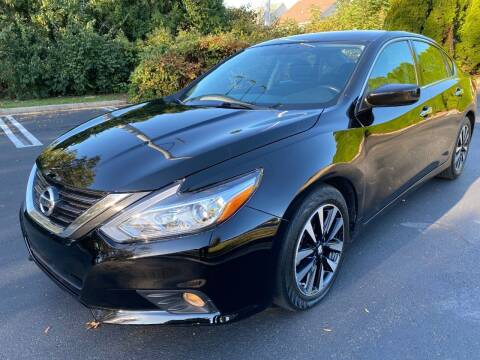 2018 Nissan Altima for sale at Professionals Auto Sales in Philadelphia PA