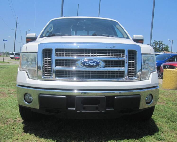 2010 Ford F-150 for sale at T & D Motor Company in Bethany OK