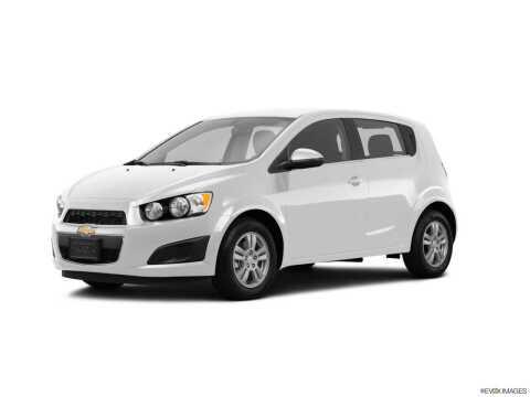 2015 Chevrolet Sonic for sale at Carros Usados Fresno in Fresno CA